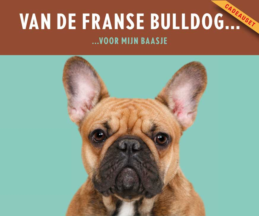 Franse Bulldog artikelen TE KOOP